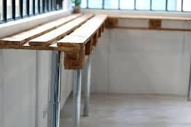 fabriquer table haute cuisine fabriquer une table bar de cuisine fabriquer une table haute photo