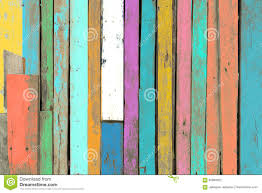 painted wood artwork the colorful artwork painted on wood material stock photo image