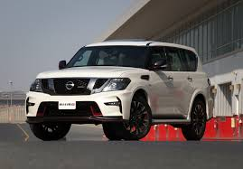 nissan patrol nismo red interior nissan launches nismo in the middle eastmotoring middle east car