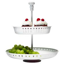 tier stand garnera serving stand two tiers ikea