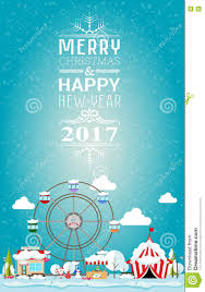 Invitation Card For New Year Invitation Card Merry Christmas And Happy New Year 2017 On Fair