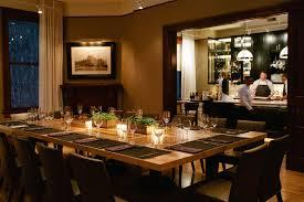 dining room restaurant tree studios