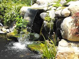 Fake Rocks For Landscaping by Artificial Rock Waterfall Garcia Rock And Water Design Blog