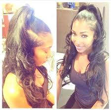 hair styles for black women age 44 24 best ponytails images on pinterest classy hairstyles hair dos