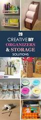 home storage solutions 101 20 creative diy organizers and storage solutions