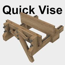diy quick action bench vise u2013 izzyswan com