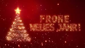 loopable animated christmas tree background the last 600 frames