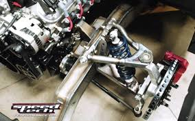 70 camaro subframe speedtech chassis