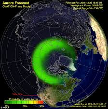 Northern Lights Michigan Forecast Solar Storms Will Batter The Skies And Spark Colourful Displays Of