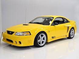 mustangs for sale on ebay chrome yellow s281 sc coupe 99 0198 hits ebay saleen owners