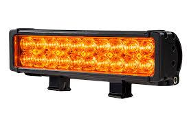 12 dual row heavy duty road led light bar 60w