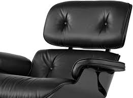 Used Eames Lounge Chair Eames Lounge Chair And Ottoman Ebony