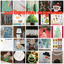christmas countdown 24 activities and crafts to countdown to