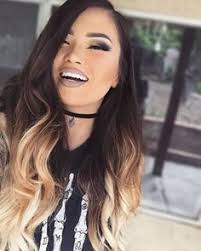 ambry on black hair 35 visually stimulating ombre hair color for brunettes ombre