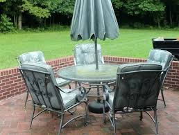 patio table cover with umbrella hole beautiful patio table with umbrella hole and elegant patio table