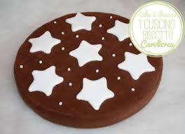 cuscino pan di stelle take a chance un cuscino biscotto by carolicrea in regalo per