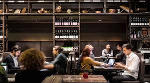 spacius spacious turns new york u0027s empty restaurants into co working spaces