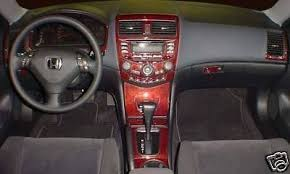 2005 honda accord coupe parts honda accord lx ex ex l interior wood dash trim kit set 2003 2004