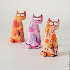 Home Interiors Figurines Buy сeramic Cat Hitrun Ceramic Cat Ceramic Figurine Cat Figurine