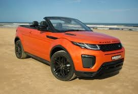 orange range rover sport 2017 range rover evoque convertible review caradvice
