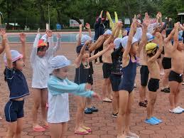 低学年 水泳|
