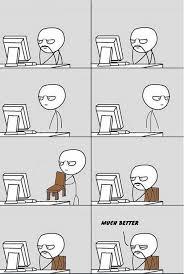 Computer Guy Meme - computer guy is got a chair