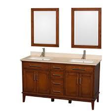 60 Double Sink Bathroom Vanity Reviews Hatton 60