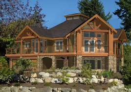 Post And Beam Home Designs Latest Gallery Photo - Post beam home designs