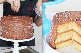 make birthday cake here s how to make the only birthday cake you ll need