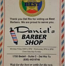 daniel u0027s barber shop home facebook