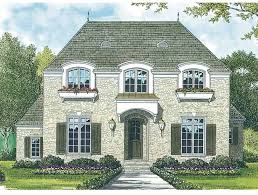 French Home Plans House Plans French Cottage Home Design And Style