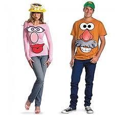 Potato Head Halloween Costume 20 Halloween Costumes Couples 2017 Modern Fashion Blog