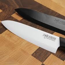 zayka ceramic chef u0027s knife and peeler set the green head
