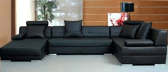 Black Microfiber Sectional Sofa With Chaise Black Leather Sectional Sofa Uk Small Flexsteel Sectional Sofa