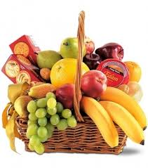 fruit and cheese gift baskets fortino s flowers and gifts fruit and cheese gift basket