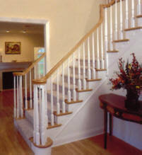 wood stair products u0026 services custom built u0026 circular stairs