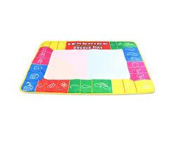 tappeto magico prezzo tappeto magico per colorare 48 x 36 cm in 2 modelli con pennarello