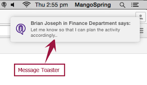 Toaster Mac What Are Toaster Notifications In Office Chat
