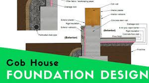 cob house foundation design u2013 for the modern cob house