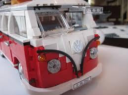 lego volkswagen inside daily bricks volkswagen