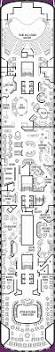 ship floor plans zaandam deck plans