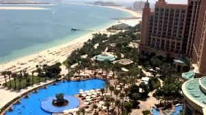 hotel atlantis hotel atlantis the palm beach swimming pool youtube