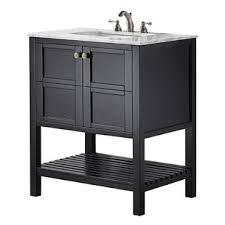 Single Bathroom Vanity With Sink Single Vanities You Ll Wayfair