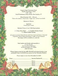 stunning invitation letter for christmas party 35 for your