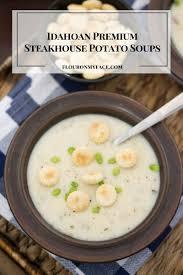 idahoan premium steakhouse potato soups idahoansteakhousesoups