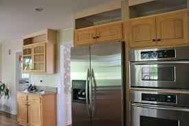 Kitchen Cabinets Kelowna by My Kitchen Refresh Extending My Cabinets To The Ceiling U2013 Freshly