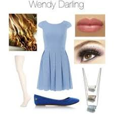 Wendy Darling Peter Pan Halloween Costume Creative Costumes