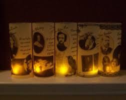 halloween luminaries etsy