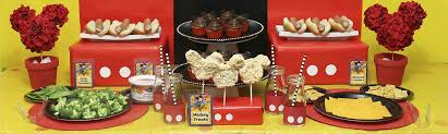 mickey mouse decorations mickey mouse party supplies birthday party supplies decorations