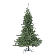 shop fraser hill farm 7 ft 6 in noble fir artificial christmas